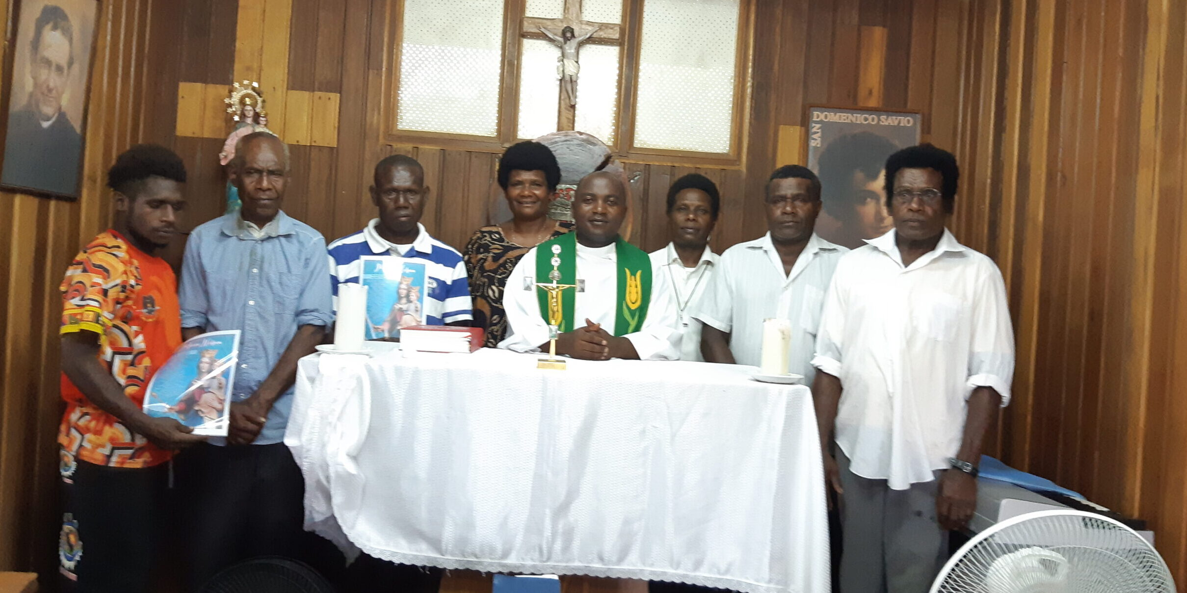 MHC Rapolo – Subsidy for the Catechists